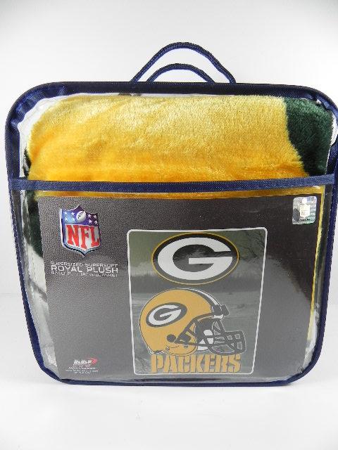 green bay packers heimdecke nfl decke football 203cm ebay. Black Bedroom Furniture Sets. Home Design Ideas