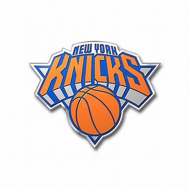 New York Knicks Logo Auto Car Emblem farbig ,NBA ...