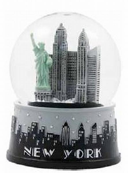 Schneekugel New York