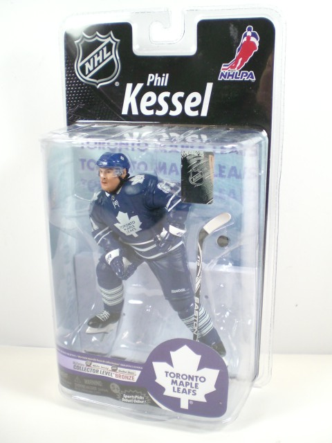 phil kessel toronto maple leafs nhl mcfarlane ebay. Black Bedroom Furniture Sets. Home Design Ideas
