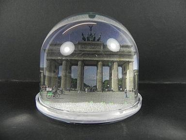 Schneekugel Berlin