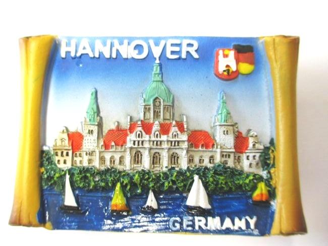 Hannover magnet poly rolle 7 cm souvenir germany for Souvenir shop hannover
