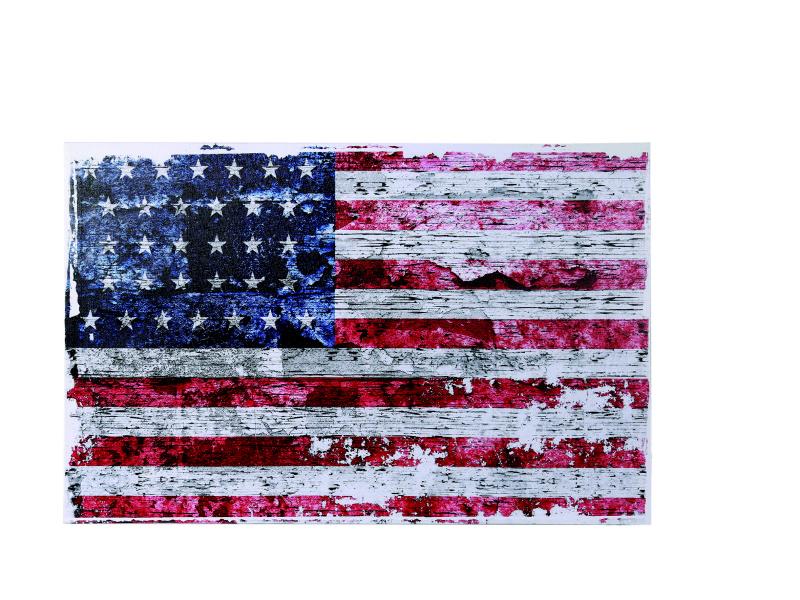 usa flagge stars stripes wandbild canvas druck 60 cm leinwand keilrahmen ebay. Black Bedroom Furniture Sets. Home Design Ideas