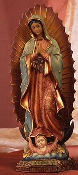 Lika eine Jungfrau Madonna