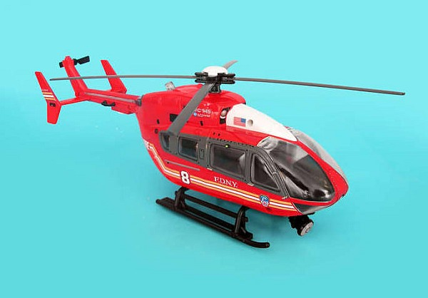 new york hubschrauber helicopter ny feuerwehr mit sound 1. Black Bedroom Furniture Sets. Home Design Ideas