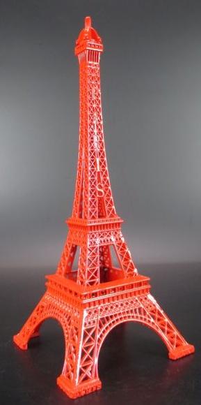 Eiffelturm Tour Eiffel Paris Frankreich,32 cm Metall Souvenir Reise Modell