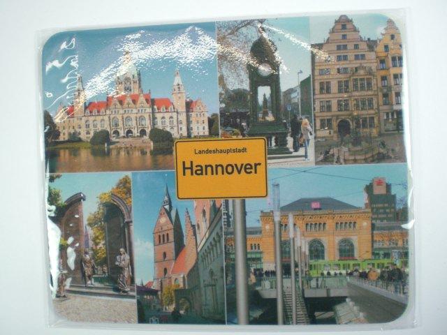 Mauspad hannover mousepad stadt souvenir computer neu ebay for Hannover souvenirs