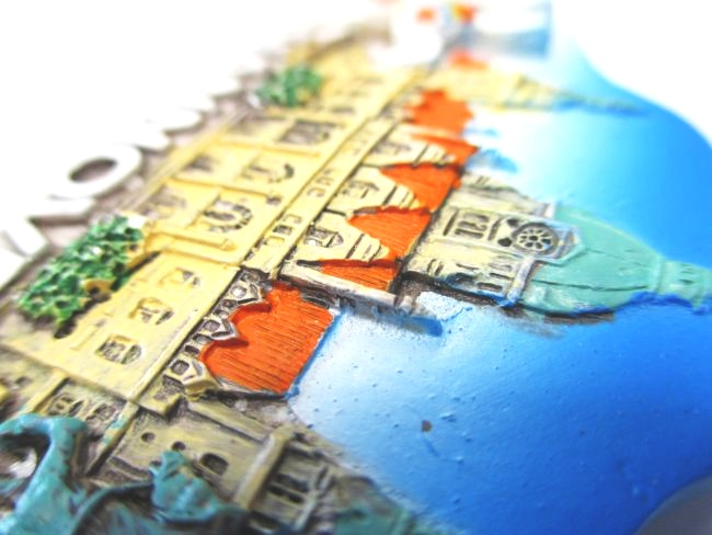 Hannover stadtansicht magnet poly rolle 7 cm souvenir for Souvenir hannover
