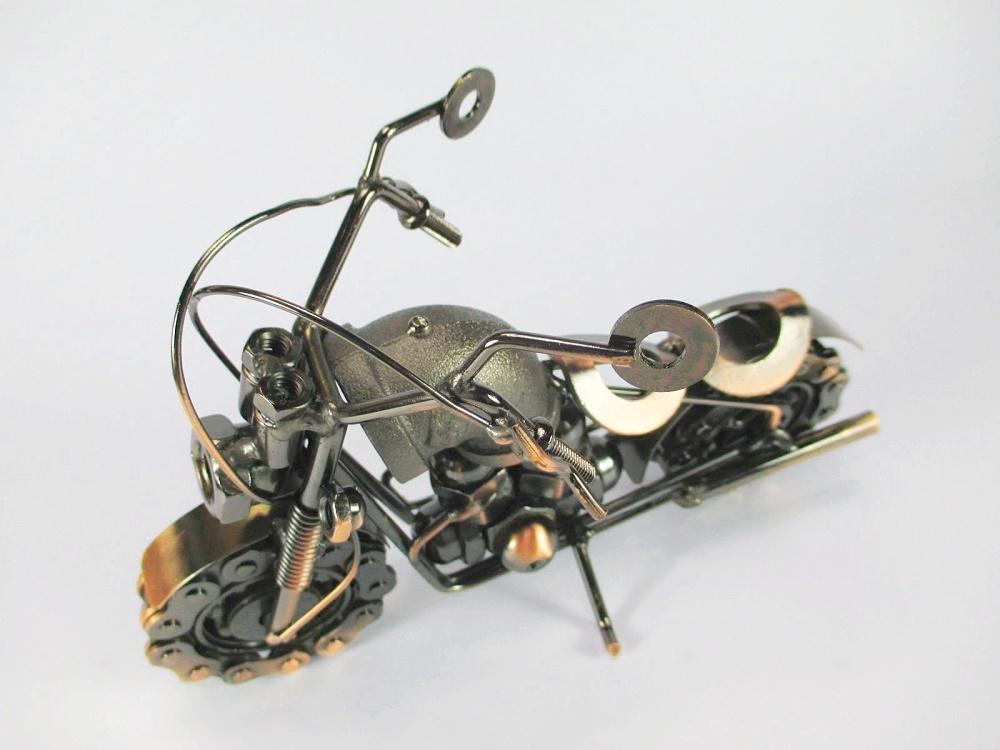 motorrad modell bike aus metall motorcycle super design 20. Black Bedroom Furniture Sets. Home Design Ideas