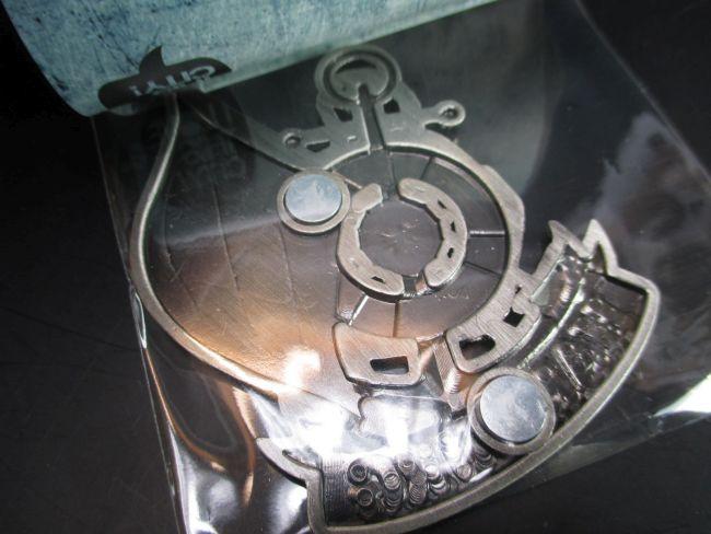 Hamburg Anker Wappen Fernrohr 3D Metall Fridge Magnet Souvenir Germany,Neu