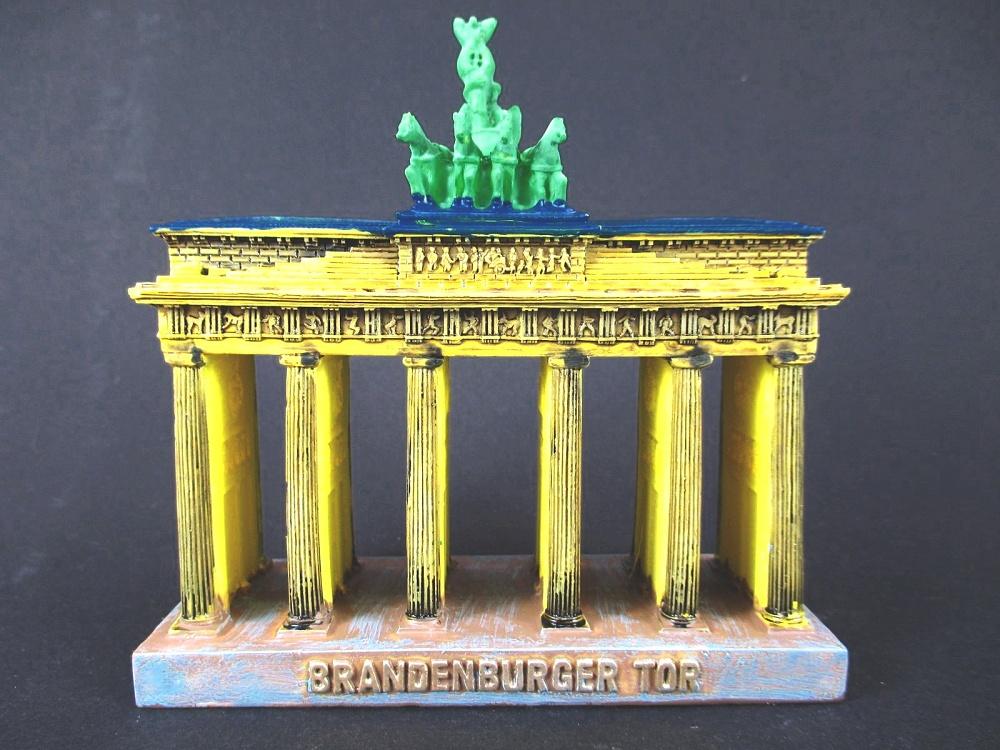 Berlin Brandenburger Tor XL 14 cm Modell Souvenir Germany