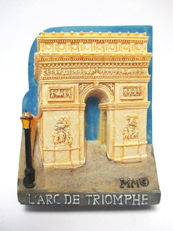 Paris notre dame EGLISE souvenir photo magnétique France France nouveau 2
