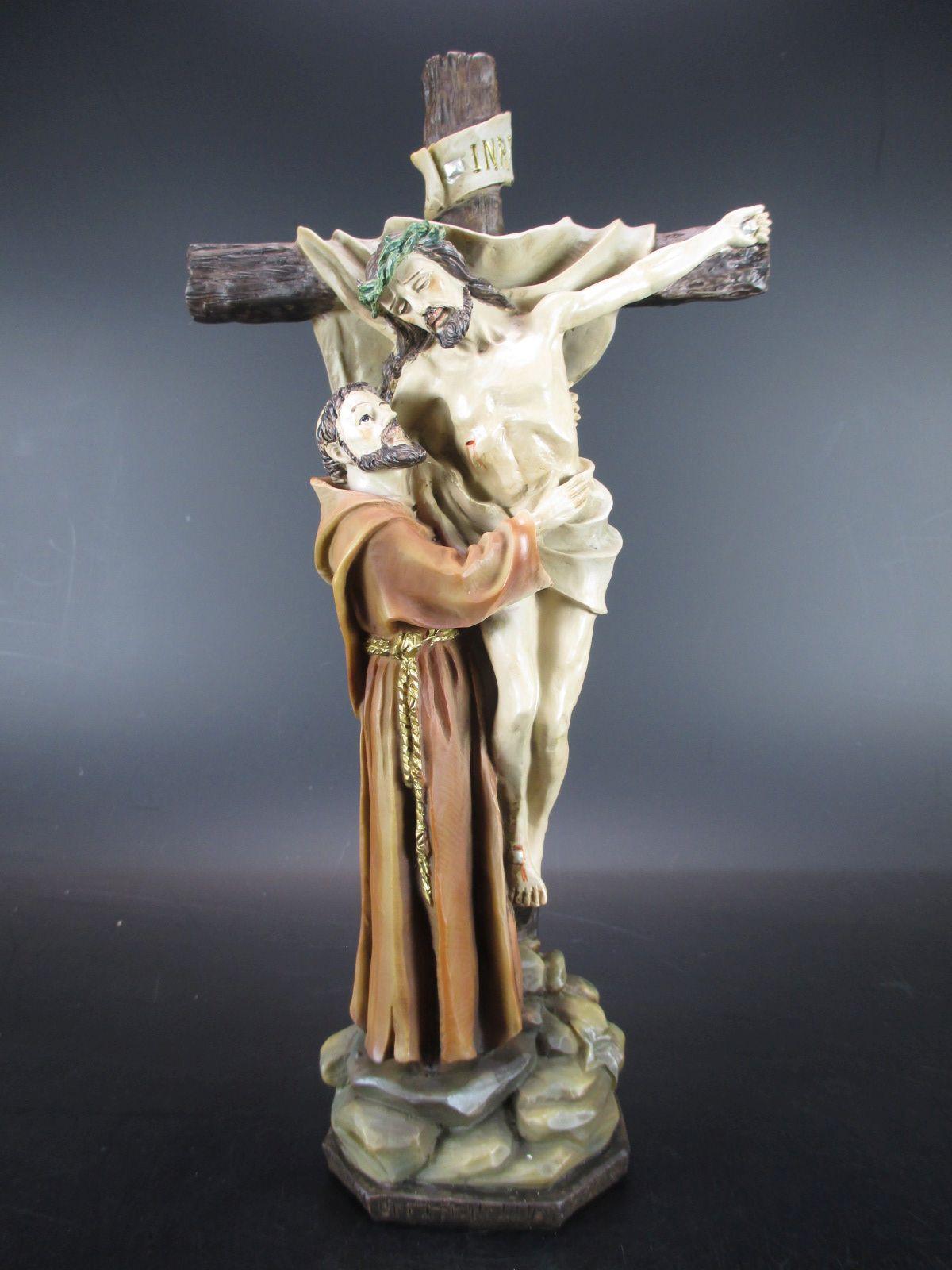 Prager Jesuskind Jesulein 23 cm Poly Statue Kirche Karmelitenkloster Neu
