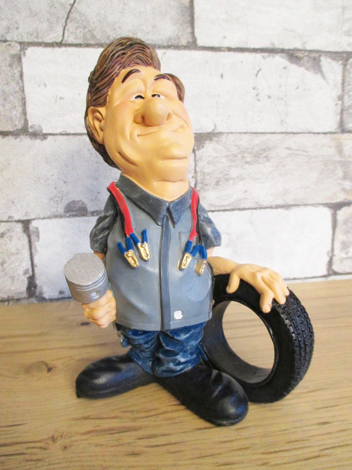 Kassiererin Verkäuferin Funny Beruf Figur Profession,15 cm,Neu