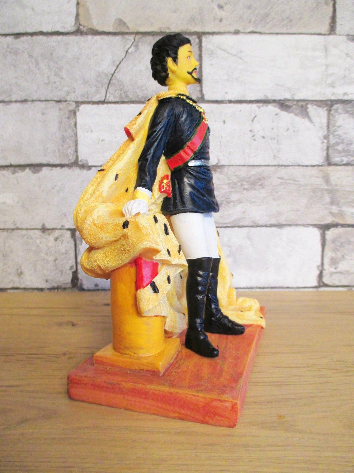 Deckeldose Frauenfigur FEE Deckelgefäss ELFE Figur JUGENDSTIL Frauenakt ANTIK