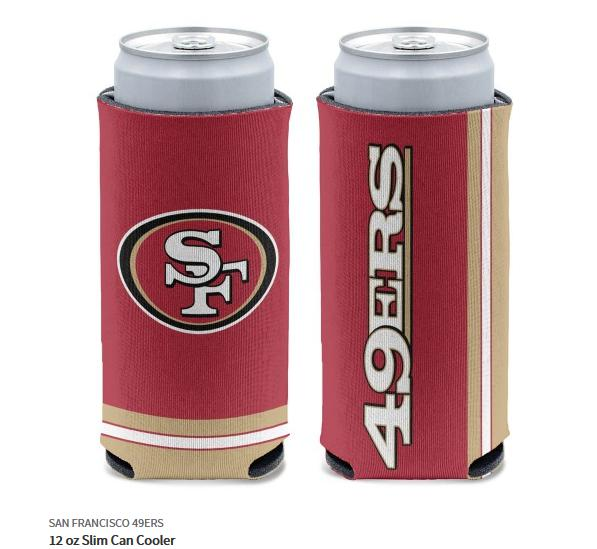JIMMY GAROPPOLO San Francisco 49 ERS doses Refroidisseur NFL Football Can Cooler