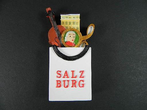 Bier & Brauerei Salzburg Austria Österreich Magnet Flaschenöffner,Poly Schriftzug,15cm,neu
