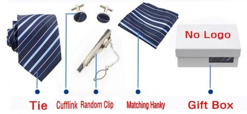 29 Krawatte Manschettenknöpfe Tuch Tie Clip,4 er Herren Geschenk Set Cufflinks